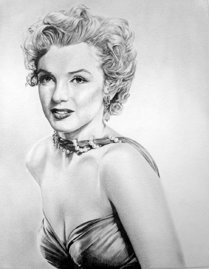 Marilyn Monroe by Domine